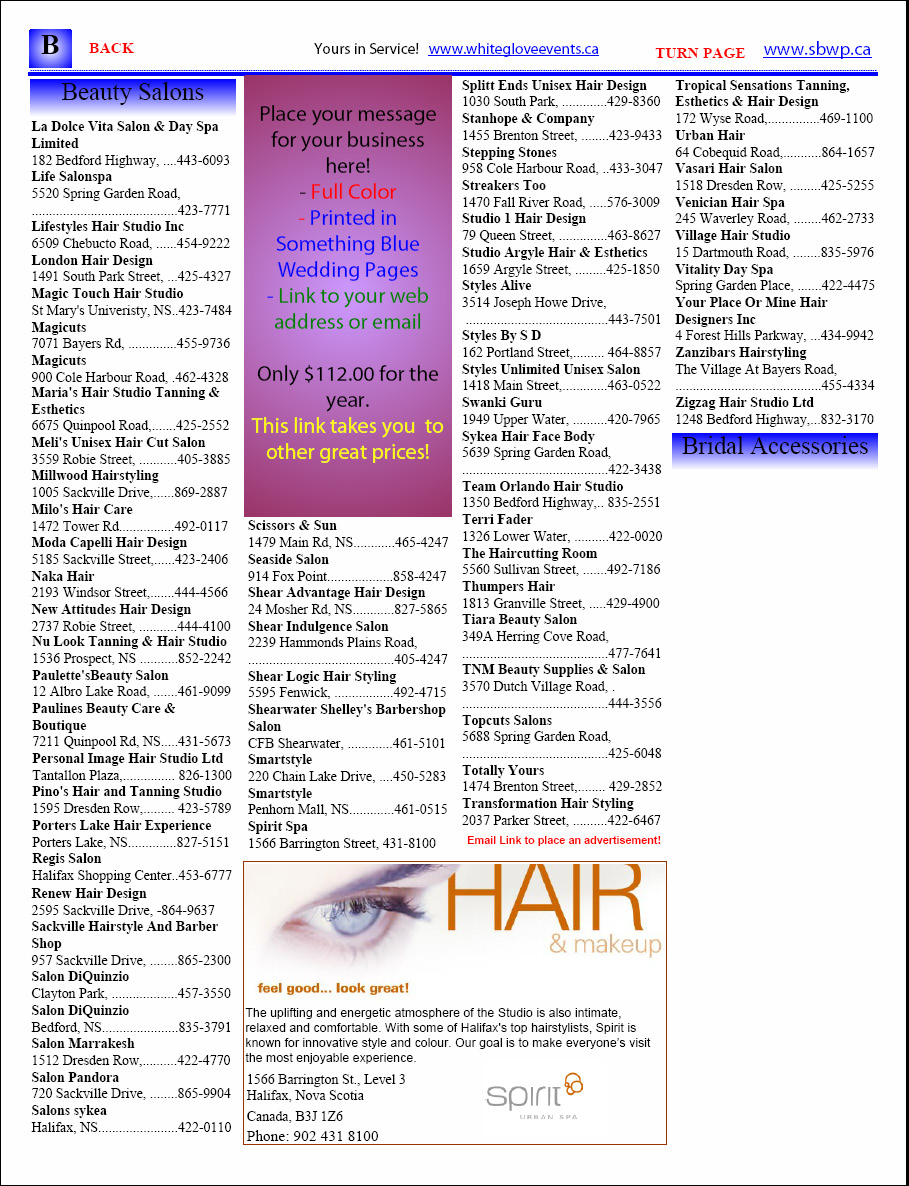 Naturals Beauty Parlour Prices